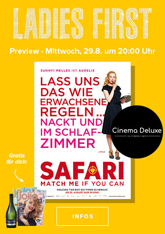 """Ladies First Preview: """"Safari - Match Me If You Can"""""""