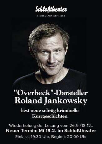 Krimilesung Roland Jankowski