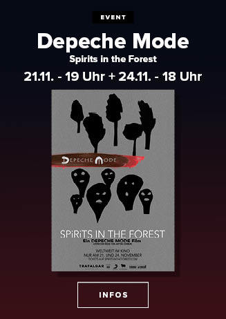 "191121 Special ""Depeche Mode: SPIRITS in the Forest"""