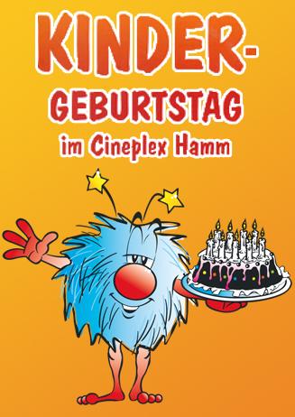 Feiere Deinen Geburtstag im Kino