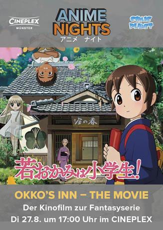 Anime Night: OKKO'S INN