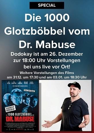 Mabuse - Dodokay