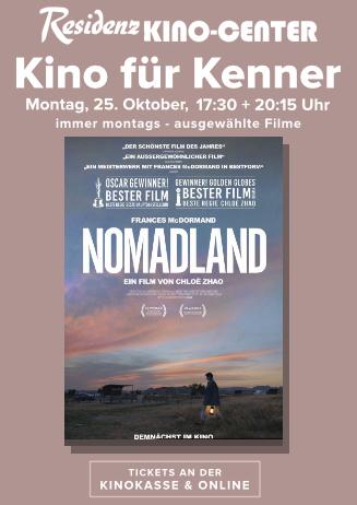 Kino für Kenner: Nomadland