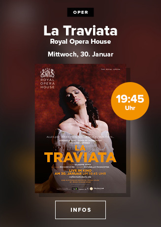 "Royal Opera House 2018/19: ""La Traviata"""
