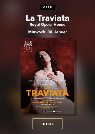 ROH: La Traviata 30.01.2019