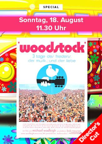 """190818 Special """"Woodstock"""""""