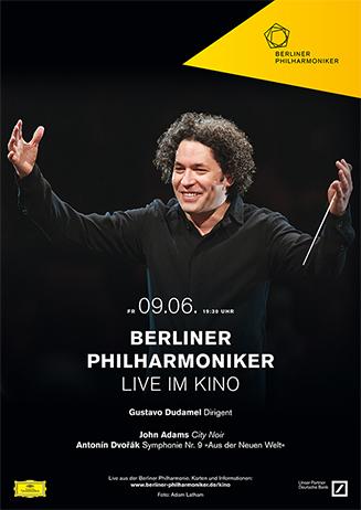 """Berliner Philharmoniker 2016/17: """"Aus der neuen Welt"""" mit Gustavo"""