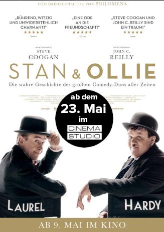 Cinema Stan & Ollie