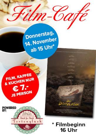 "191114 Film-Café ""Der Distelfink"""
