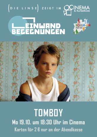Leinwandbegegnungen: TOMBOY