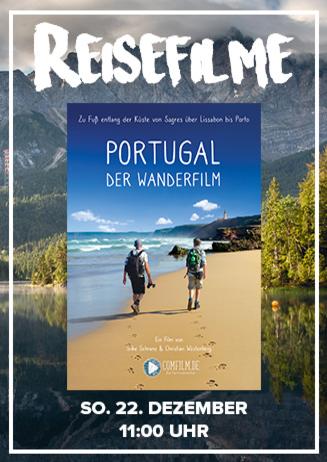 Reisefilm: Portugal - Der Wanderfilm