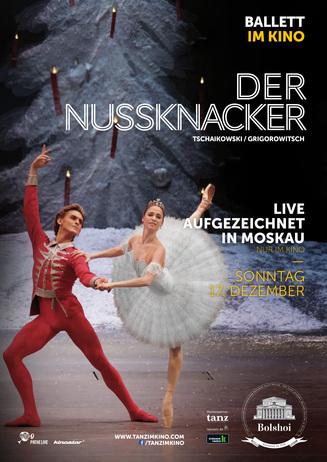 """Bolshoi: """"Der Nussknacker"""""""