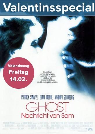 Valentins-SP Ghost - Nachricht von Sam
