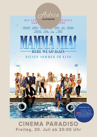 Cinema Paradiso Mamma Mia