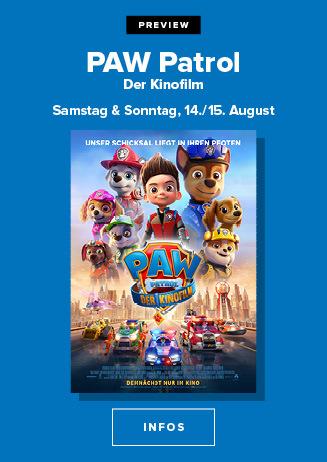 "210814+15 Preview ""Paw Patrol - Der Kinofilm"""