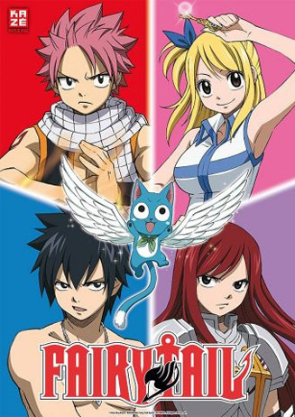 Anime Night: FAIRY TAIL
