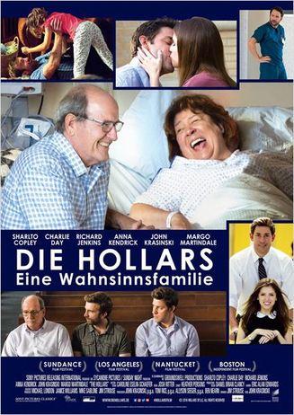 """Komödie """"The Hollars - eine Wahnsinnsfamilie"""""""