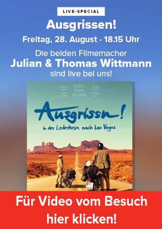 """200828 Nachbericht Stars zu Besuch """"Ausgrissn!"""""""