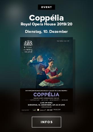 Ballett: Coppélia 10.12.2019