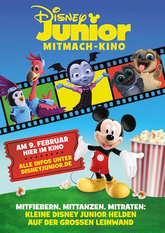 Disney Junior Mitmachkino