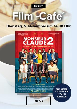 Filmcafé: Monsieur Claude 2