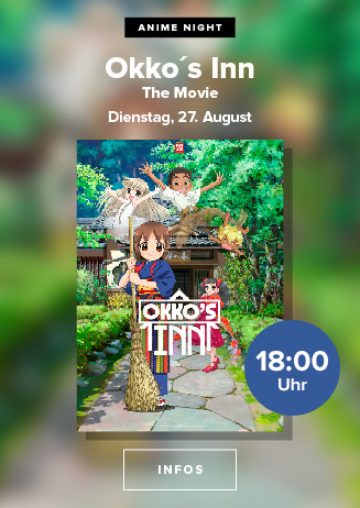 "Anime Night: ""Okko's Inn - The Movie"""