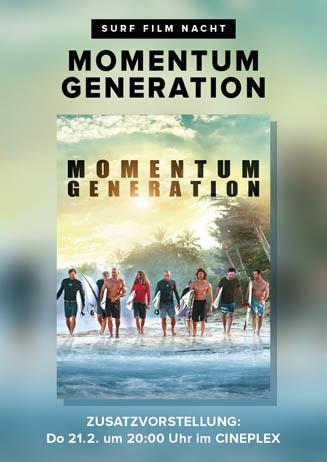 Surf Film Nacht: MOMENTUM GENERATION