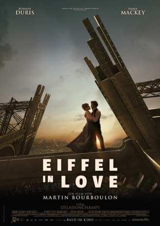 Sektpreview: Eiffel in Love