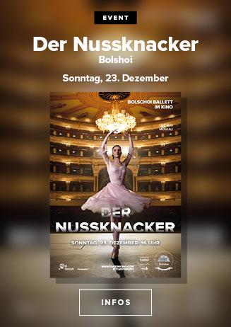 Bolshoi Ballett 2018/19: Der Nussknacker