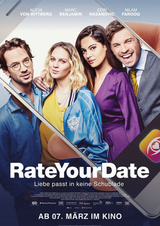 Rate Your Date - Darstellerbesuch