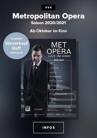 Die MET-Saison 2020/2021