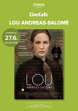 CineCafé LOU ANDREAS-SALOME