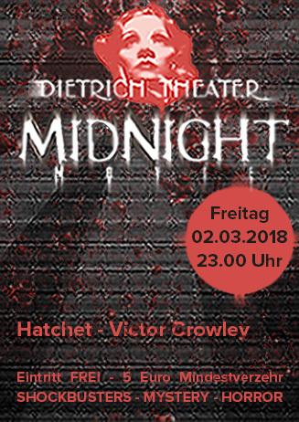 Midnight Movie: Hatchet - Victor Crowley