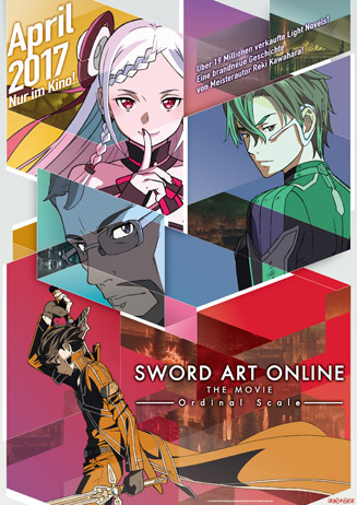 Anime Night: Sword Art Online The Movie: Ordinal Scale