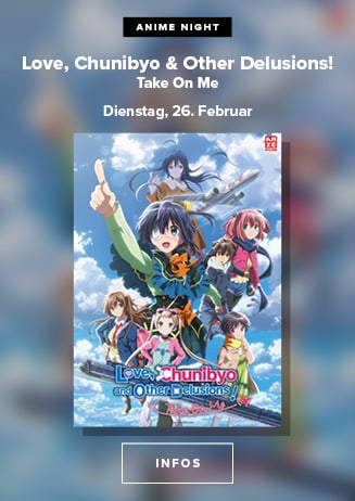 Anime Night: Love, Chunibyo & Other Delusions! Take On Me