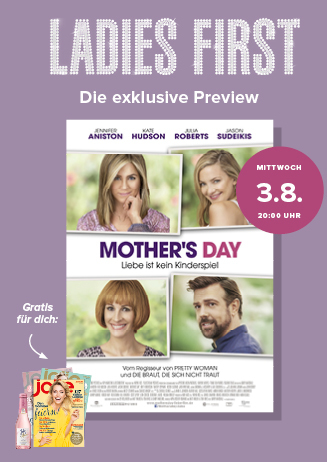 Ladies First: Mother's Day