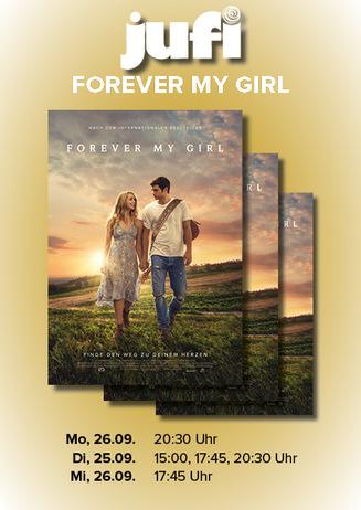 JUFI - Forever my Girl