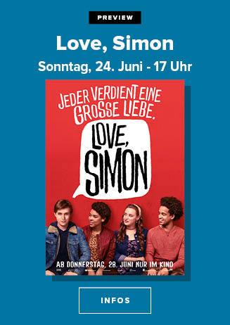 """180624 Preview """"Love, Simon"""""""