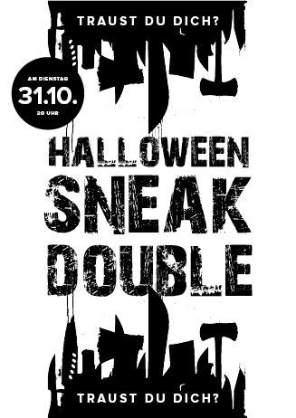 Halloween Sneak Double
