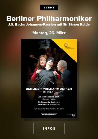 BERLINER PHILHARMONIKER - JOHANNES PASSION