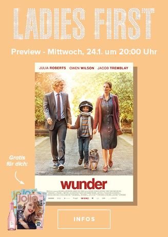 Ladies First Preview: Wunder
