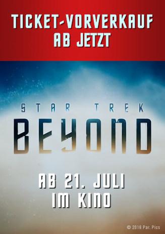 Star Trek Vorverkauf