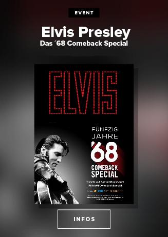 Event: Elvis - '68 Comeback Special