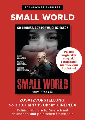 Polnischer Film: SMALL WORLD