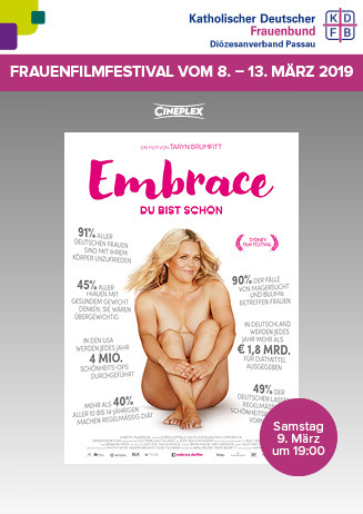 Frauenfilmfestival: Embrace