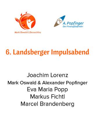 6. Landsberger Impulsabend