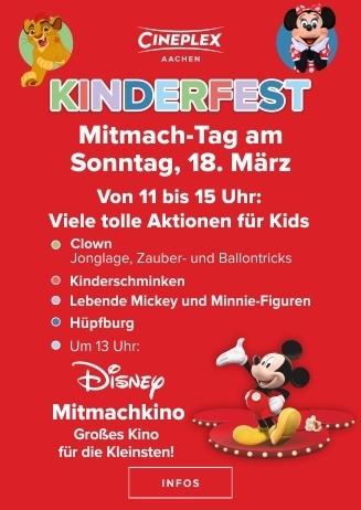 Kinderfest - Mitmach Tag