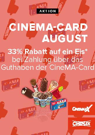 CineMa-Card August