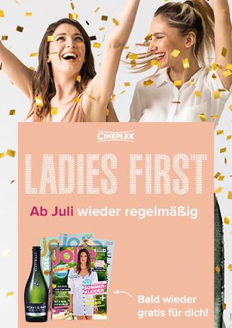 Ladies First Preview - Endlich wieder ab Juli