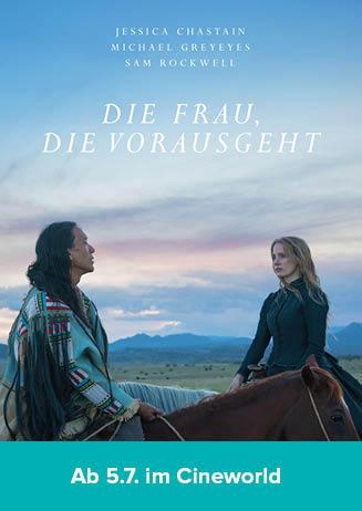 """180704 Filmstart """"Die Frau, die vorausgeht"""""""